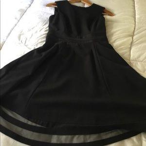 Beautiful Calvin Klein black dress